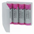 Ni-MH Pre-Charged Rechargeable Batteries