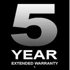 RainWise Five Years Extended Warranty